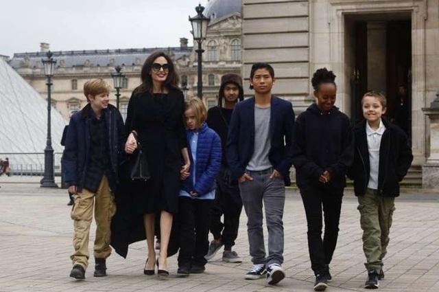 Brad Pitt và Angelina Jolie sẽ cùng giám sát và nuôi dạy 6 đứa con sau khi ly dị.
