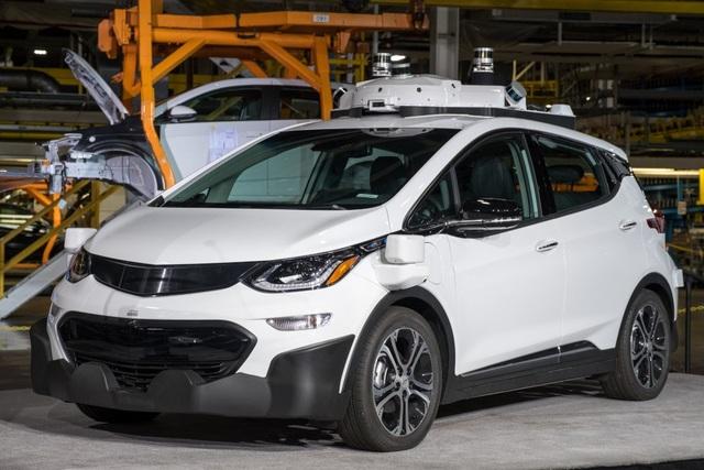 Mỹ cho phép thử nghiệm ô tô tự lái không cần tài xế dự phòng - 1