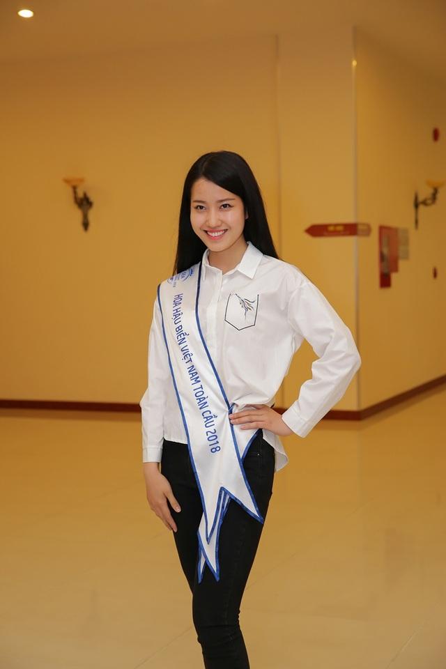 Những thí sinh đến với Hoa hậu Biển lần đầu lộ diện nhưng đã thu hút sự chú ý bởi nhan sắc và thần thái.