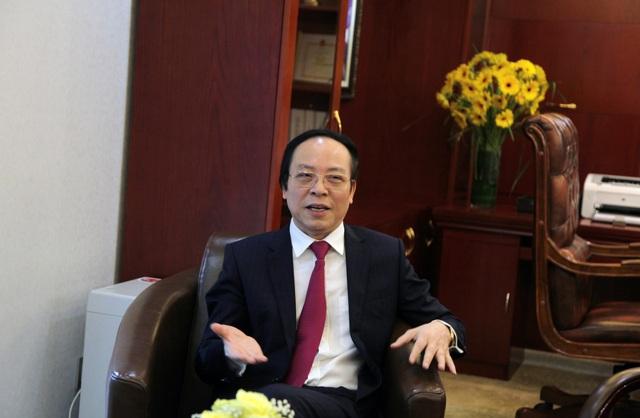 Chủ tịch HĐQT TPBank Đỗ Minh Phú nhận định, mức vốn hóa thị trường của TPBank sẽ tăng lên ít nhất 1 tỷ USD trong quý IV/2018, sau khi cổ phiếu được niêm yết trên sàn Hose.