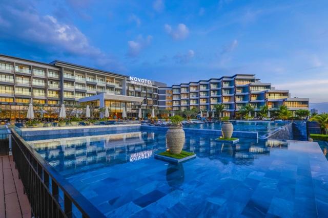 Novotel Phu Quoc Resort – một trong những dự án đánh dấu sự thành công của Tập đoàn CEO trong mảng bất động sản nghỉ dưỡng
