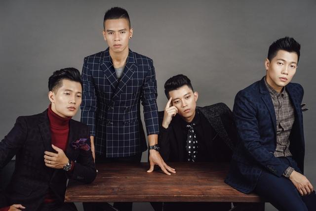 Điều ít biết về tài lẻ của 4 chàng ca sĩ điển trai nhóm OPlus - 2
