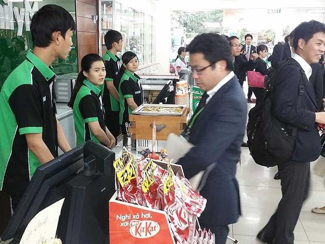 Lãnh đạo các công ty Nhật khảo sát thị trường Việt Nam. Ảnh: MP