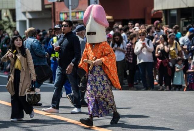 """Độc đáo lễ hội tôn vinh """"của quý"""" tại Nhật - 4"""
