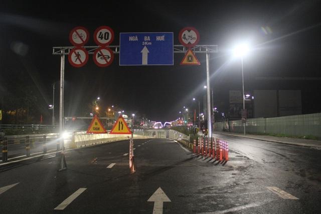 Hầm chui nút giao thông Điện Biên Phủ - Nguyễn Tri Phương vừa đưa vào sử dụng từ tháng 11/2017 tới nay đã bị ngập 2 lần