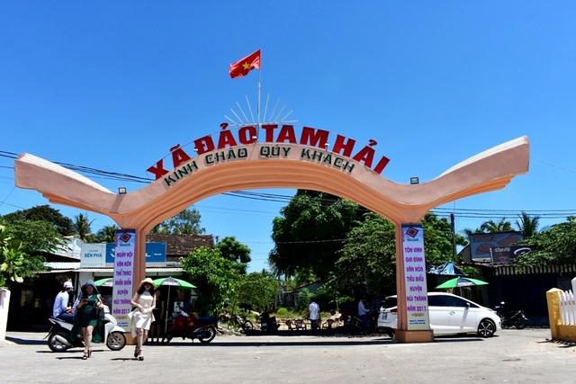 Các điểm vui chơi, tham quan tại Quảng Nam đông nghịt khách dịp lễ - 6