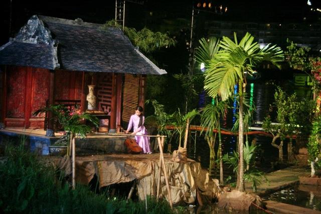 Câu chuyện tình giữa Hàn Mặc Tử và Kim Cúc được tái hiện