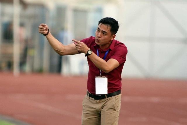 HLV Đức Thắng sẽ dẫn dắt FLC Thanh Hóa từ vòng 7 V-League