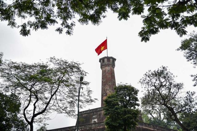 Cột cờ Hà Nội.