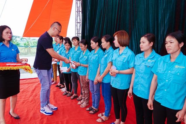 Nhiều hoạt động chào mừng Tháng công nhân tỉnh Thái Bình - 4