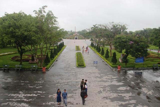 Thành cổ Quảng Trị trở thành địa chỉ tâm linh để người dân cả nước đến ngưỡng vọng, tri ân