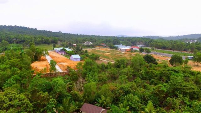 Thanh tra tỉnh Kiên Giang đã làm rõ nhiều sai phạm trong công tác quản lý, sử dụng đất tại Phú Quốc.