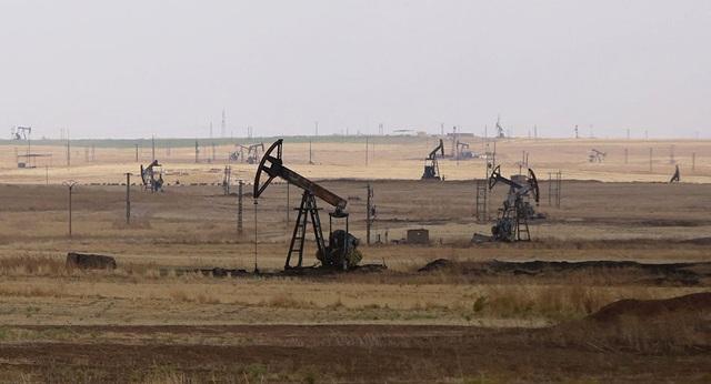 Một mỏ dầu thô ở phía bắc Syria (Ảnh minh họa: Sputnik)