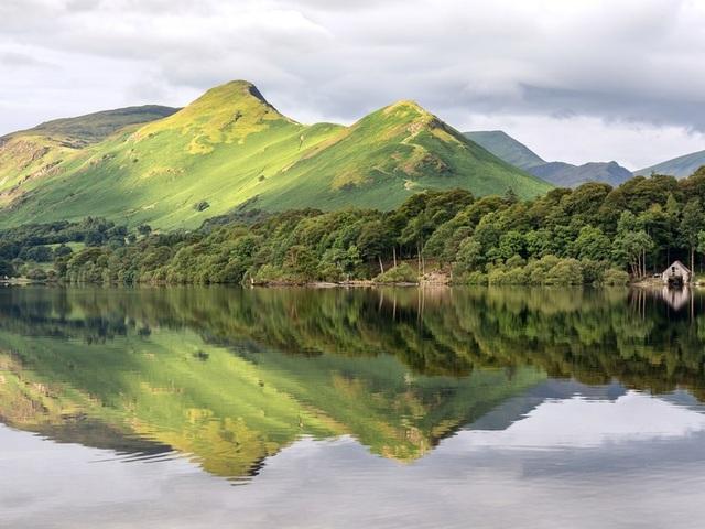 15 hồ có vẻ đẹp hút hồn nhất thế giới - 15