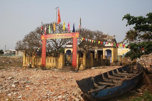 Những di tích ở Nam Ô được xây dựng và gìn giữ hàng trăm năm qua, trở thành gia tài quý báu của cả ngôi làng
