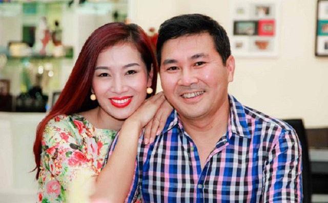 Doanh nhân Nguyễn Hoài Nam là chồng của Hoa khôi Thể thao 1995 Thu Hương.