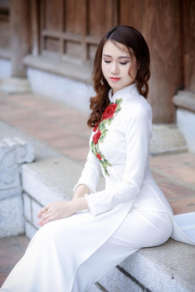 Nhan sắc và tài năng của nữ thạc sĩ Việt tại Nhật - 2