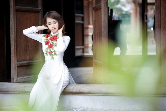Nhan sắc và tài năng của nữ thạc sĩ Việt tại Nhật - 1