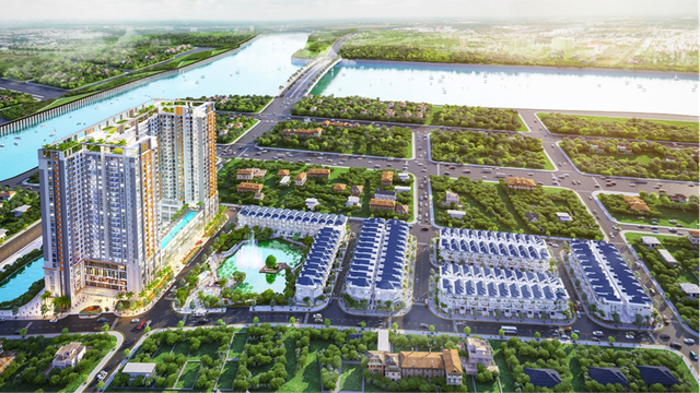 Sky Garden của Hưng Lộc Phát là một trong những dự án được đầu tư bài bản nhất về hệ thống phòng chống cháy nổ.