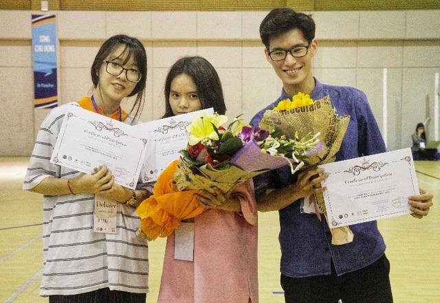 Đội Descendant giành chiến thắng chung cuộc