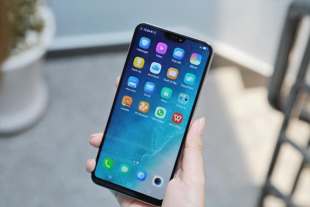 Những smartphone nổi bật bán ra thị trường trong quý I/2018 - 6