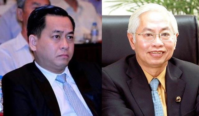 """Vũ nhôm và Trần Phương Bình """"bắt tay"""" rút tiền của ngân hàng Đông Á"""