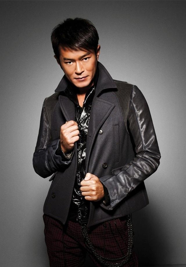 """Nam diễn viên Cổ Thiên Lạc (47 tuổi) từng là một thanh niên """"bất hảo""""."""