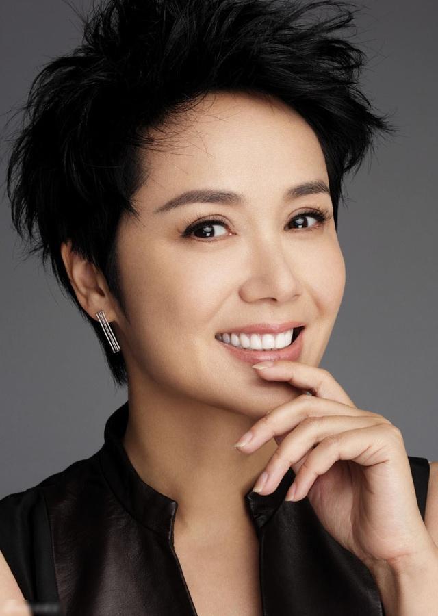 Nữ diễn viên Tưởng Văn Lệ (48 tuổi) từng là nhân viên nhà máy nước.