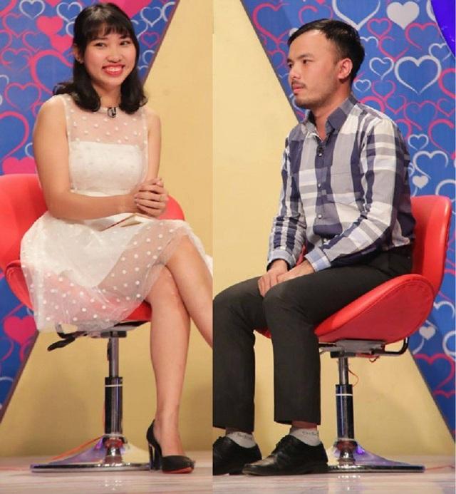 Cặp đôi Kim Tuyến và Ngọc Định được nhận xét là đẹp đôi