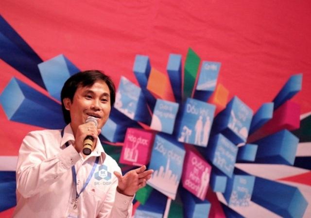 GS.TS Phan Thanh Sơn Nam (ảnh: trường ĐH Bách khoa TPHCM)