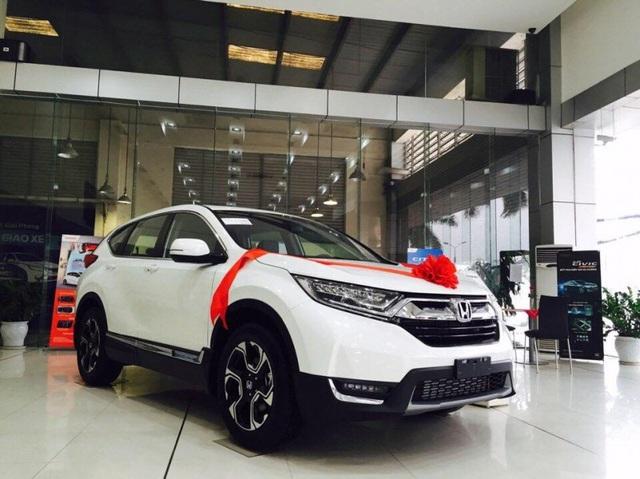 Honda có những lợi thế gì để tăng giá xe nhập miễn thuế