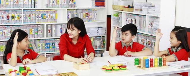 Mathnasium áp dụng phương pháp giảng dạy Cá nhân hóa, dựa trên năng lực tư duy của từng bé để phát huy tối đa điểm mạnh của các em