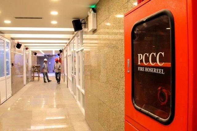 PCCC được người mua quan tâm hàng đầu