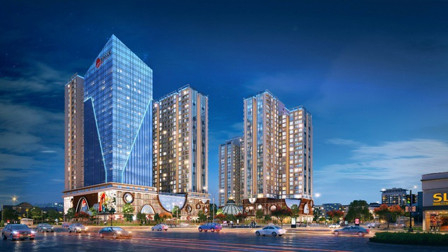Hinode City được đầu tư hệ thống PCCC hiện đại, chất lượng