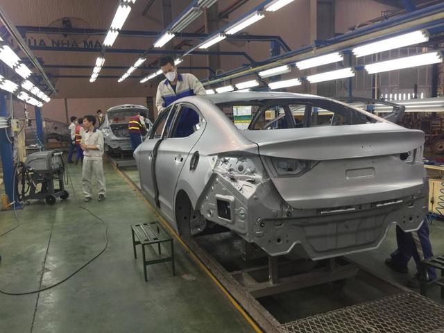 Các cơ quan đề xuất cho rằng, nếu không ưu đãi thuế, DN sản xuất ô tô trong nước sẽ rất khó cạnh tranh