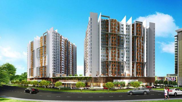 Cận cảnh những nhà đầu tư mướt mồ hôi xếp hàng mua căn hộ tại Biên Hoà - 4
