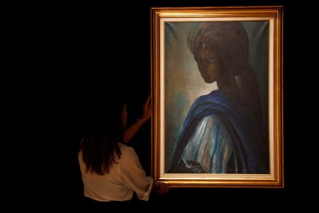 """Siêu phẩm """"nàng Mona Lisa của Châu Phi"""" có giá 38 tỷ đồng - 3"""