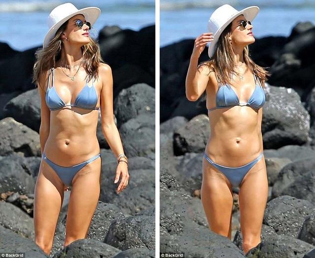 Người đẹp 36 tuổi là niềm tự hào của ngành thời trang Brazil. Alessandra Ambrosio có gần 10 năm gắn bó với nhãn hiệu nội y Victorias Secret. Cô tuyên bố chia tay với nhãn hiệu này vào năm ngoái trong sự tiếc nuối của người hâm mộ.