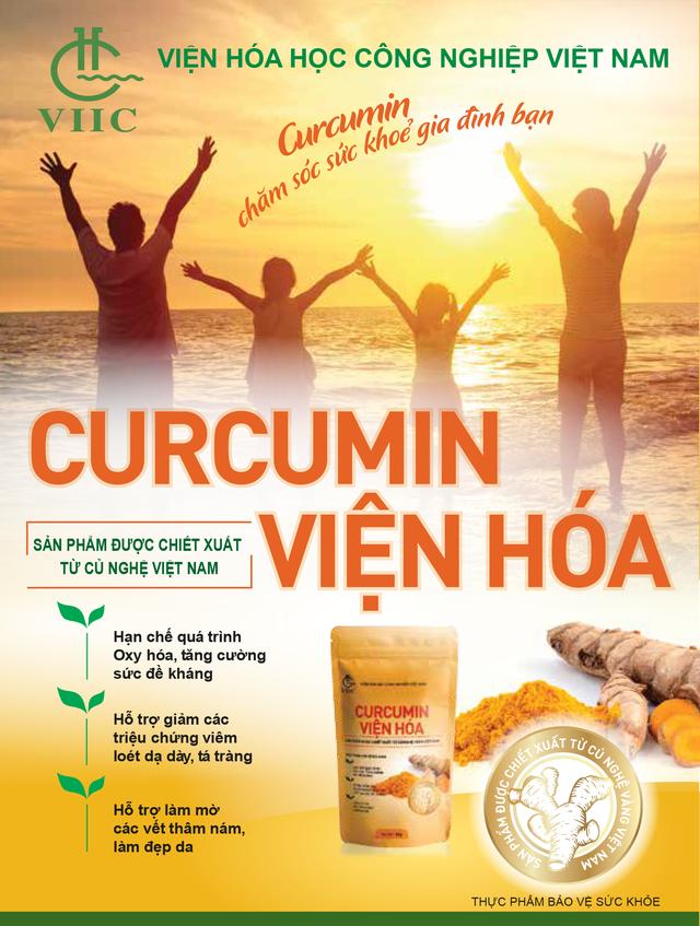 Tác dụng chưa được biết của CURCUMINOID trong củ nghệ Việt Nam - 1