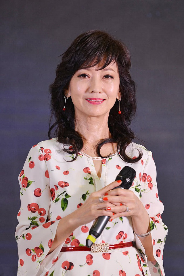 Mỹ nhân Hoa ngữ Triệu Nhã Chi vẫn đẹp mặn mà ở tuổi 64 - 15