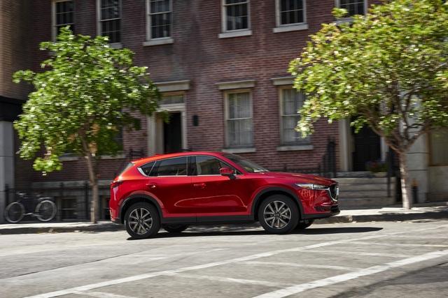 Mazda CX-5 vẫn sẽ là một sự lựa chọn hấp dẫn cho người sử dụng