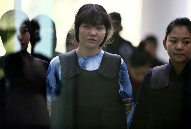 Đoàn Thị Hương (ảnh: AP)