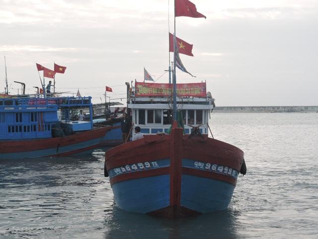 Nắm được điểm yếu cần lao động của chủ tàu nên có trường hợp một lao động nhận tiền của 4 - 5 chủ tàu sau đó bỏ trốn