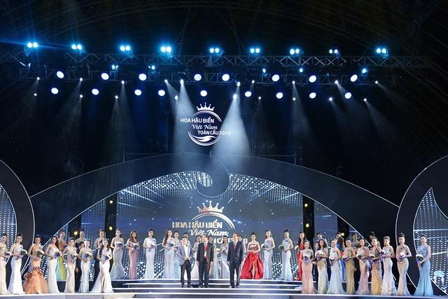 Và sau quá trình chấm điểm từ Ban giám khảo, Top 35 thí sinh đã được xướng tên vào đêm chung kết.