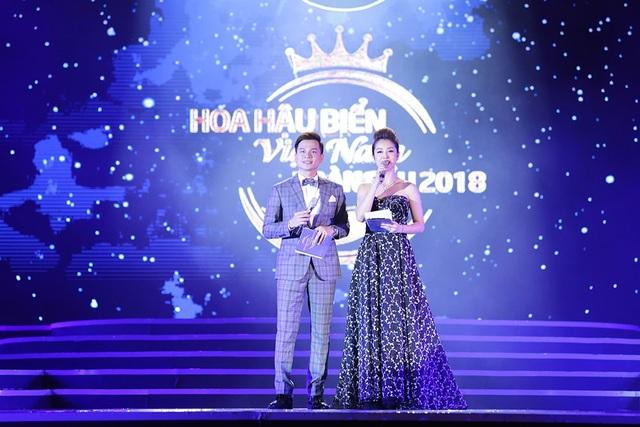 MC Danh Tùng và Jennifer Phạm đảm nhận vai trò dẫn dắt đêm bán kết