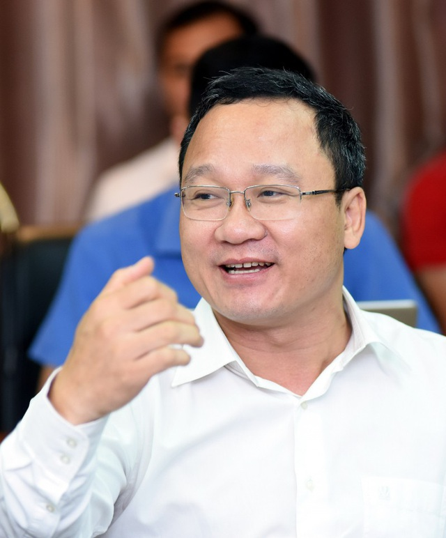 Ông Khuất Việt Hùng - Phó Chủ tịch Ủy ban An toàn giao thông Quốc gia