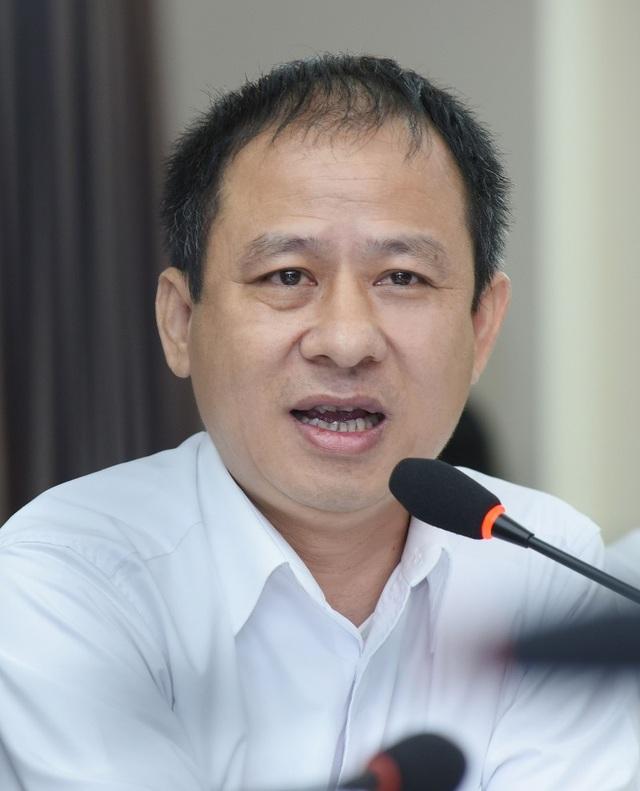 Ông Nguyễn Công Hùng - Chủ tịch Hiệp hội taxi Hà Nội