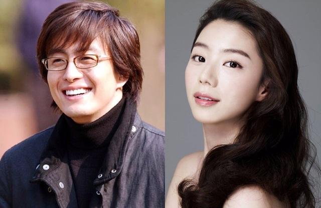 Vợ chồng Bae Yong Joon và Park Soo Jin sắp có thêm đứa con thứ hai.