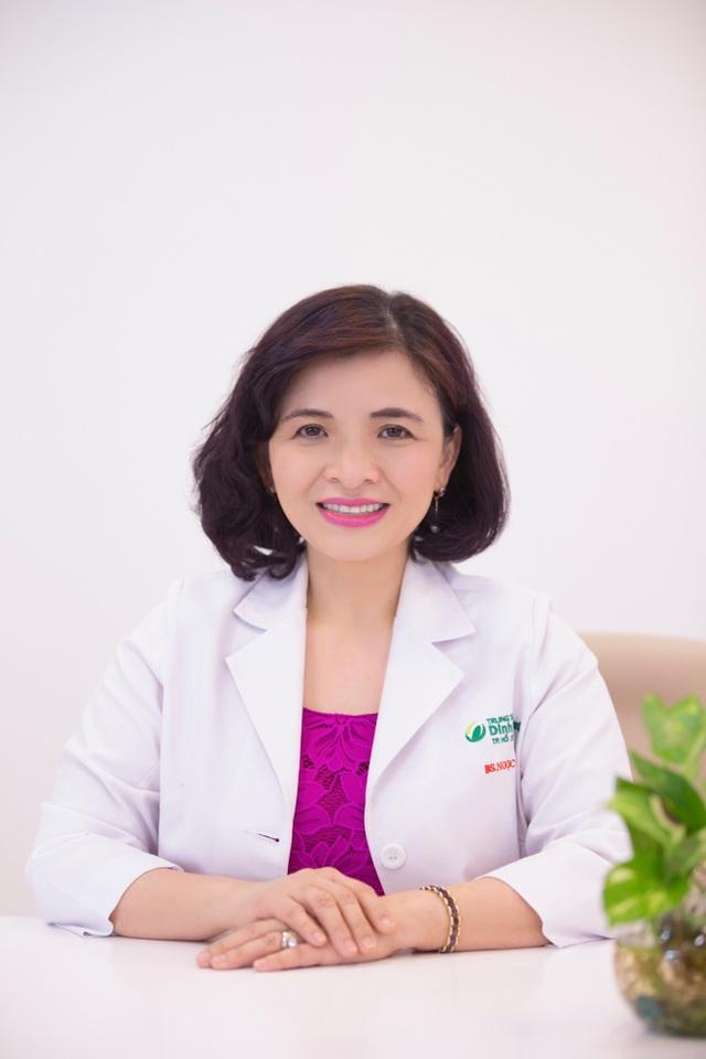 Bác sĩ Đỗ Thị Ngọc Diệp – Giám đốc Trung tâm Dinh dưỡng TP.HCM sẽ đưa ra nhiều chia sẻ và lời khuyên hữu ích về dinh dưỡng đúng cho 1.000 ngày vàng của bé