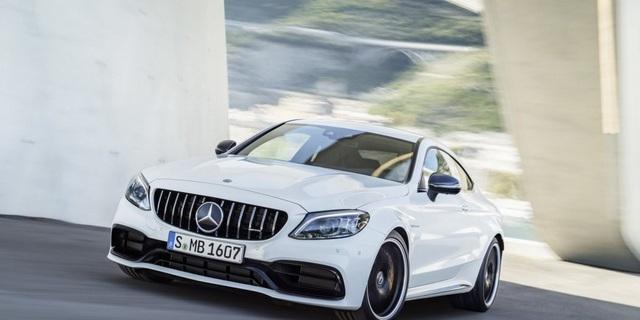 Mercedes-AMG C63 thế hệ tiếp theo sẽ là xe hybrid - 1